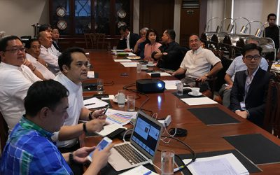Board of Trustees 2nd Regular Meeting 2019