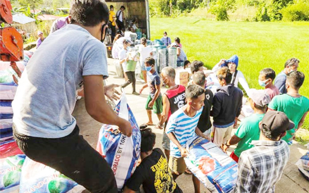 Philippine Mining Gives Communities Full Support in Time of Covid-19 – and Beyond